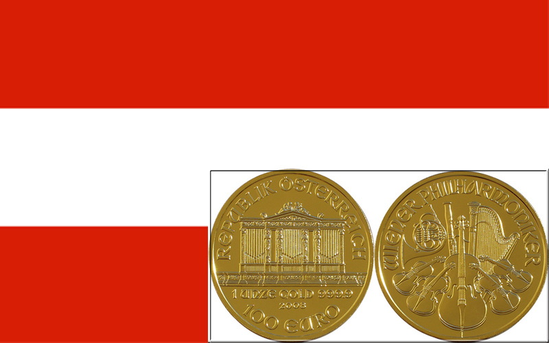 Philharmonic Gold Coin - инвестиционная монета Австралии