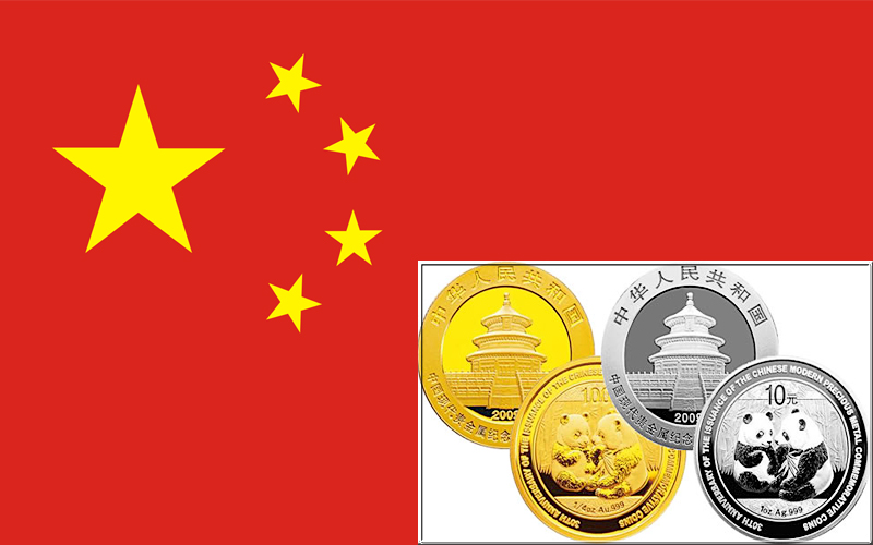 Panda Gold Coin - инвестиционная монета Китая