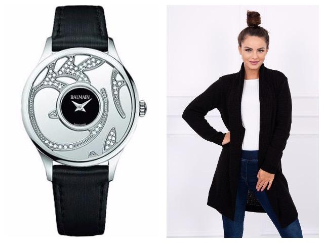 Часы наручные Бальман