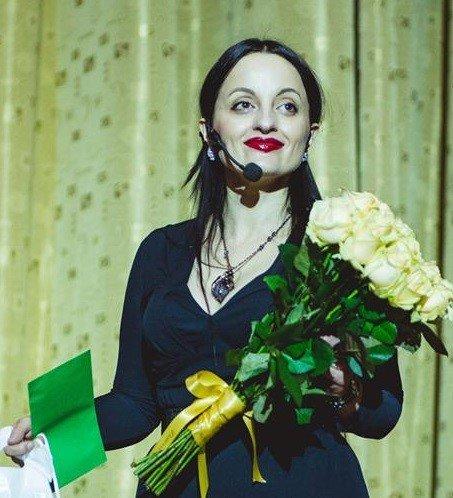 Алуника Добровольская спикер на Фестивале Best Woman 3