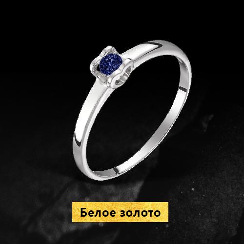 Кольца в белом золоте со скидкой до 40% на Black Friday в Zlato.ua