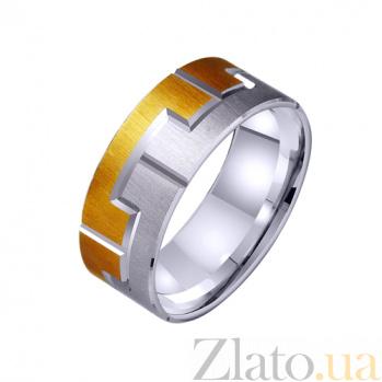 Золотое обручальное кольцо Дженифер TRF--421497