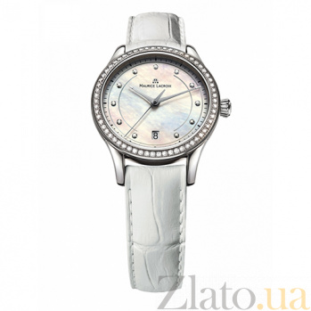 Часы Maurice Lacroix коллекции Les Classiques Ladies date MLX--LC1026-SD501-170