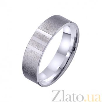 Золотое обручальное кольцо Renee TRF--421320