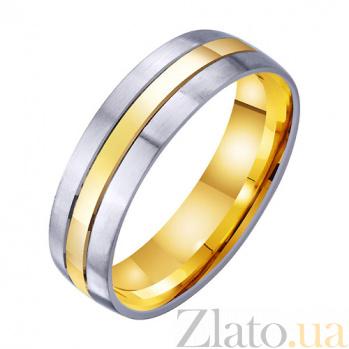 Золотое обручальное кольцо Волшебная любовь TRF--4511746