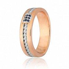 Кольцо из серебра с цирконием Родика