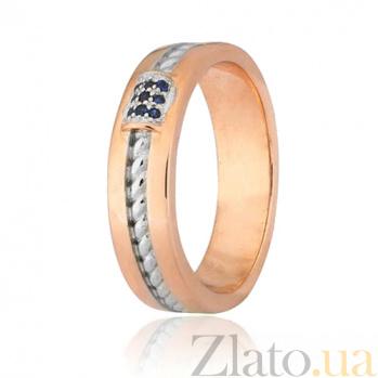 Кольцо из серебра с цирконием Родика 000028452
