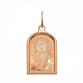 Ладанка из красного золота 000129095