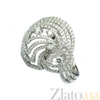 Золотое кольцо с бриллиантами Космос 1Л036-0004