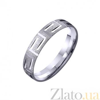 Золотое обручальное кольцо My Passion TRF--4211518