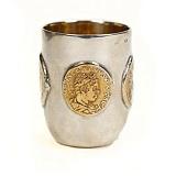 Серебряная стопка Римская