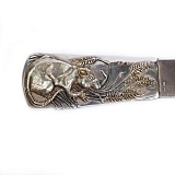 Нож для бумаги Крыска