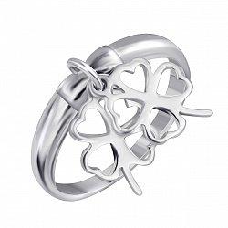 Серебряное кольцо 000045378