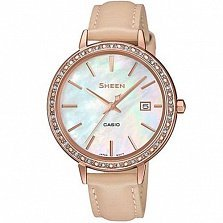 Часы наручные Casio Sheen SHE-4052PGL-7BUEF