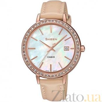 Часы наручные Casio Sheen SHE-4052PGL-7BUEF 000100078