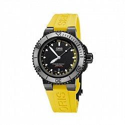 Часы наручные Oris 484-733.7675.4754 Set RS Depth Gauge
