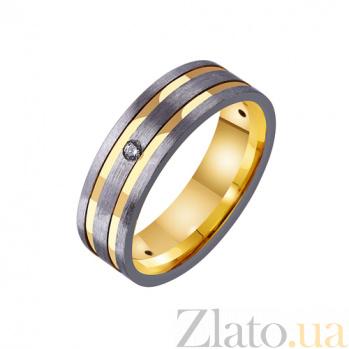 Золотое обручальное кольцо Felicita TRF--4421571