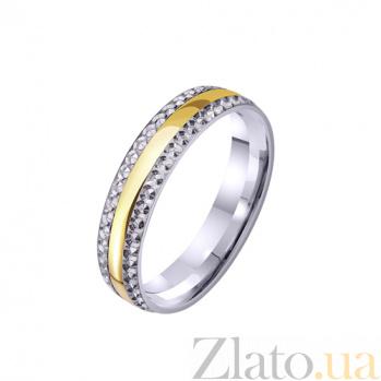 Золотое обручальное кольцо Sally TRF--421323
