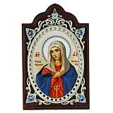 Икона с образом Божьей Матери Умиление