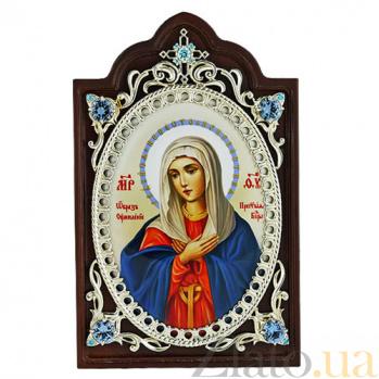 Икона с образом Божьей Матери Умиление 2.78.0622