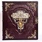 Фотоальбом История в кожаном переплете, декорированном серебряными позолоченными накладками 1492
