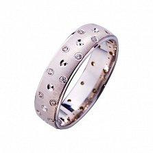 Золотое обручальное кольцо Изабель