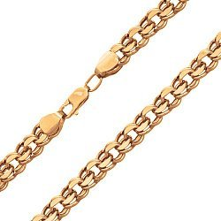 Золотая цепь, 4мм 000047039