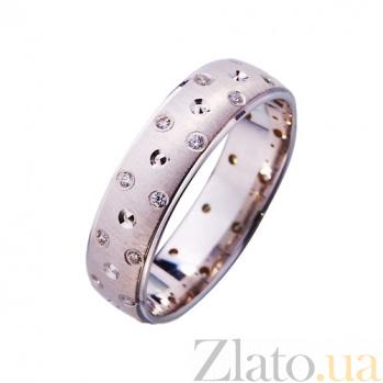 Золотое обручальное кольцо Изабель TRF--4221074