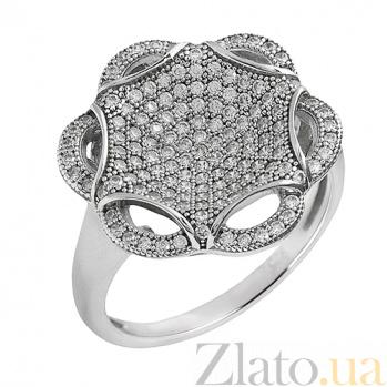 Серебряное кольцо с фианитами Адриана 3К543-0008