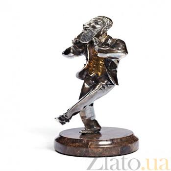 Серебряная статуэтка Семь Сорок 502