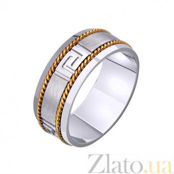 Золотое обручальное кольцо Астрэйа TRF--421702