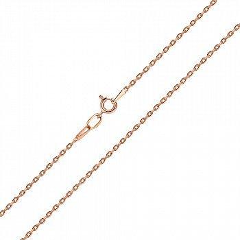 Золотий ланцюжок в класичному якірному плетінні, 1,5 мм 000065008