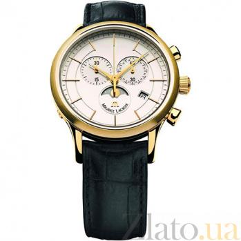 Часы Maurice Lacroix коллекции Les Classiques Phase de Lune MLX--LC1148-PVY01-130