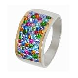 Серебряное кольцо Марлен