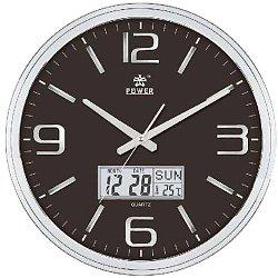 Часы настенные Power 566BLKS