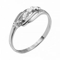 Кольцо из серебра 000025847