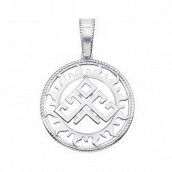 Серебряная подвеска-оберег Рожаница 000135093