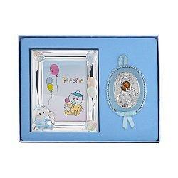 Подарочный набор с иконой Божией Матери и рамкой для фотографии 000137772