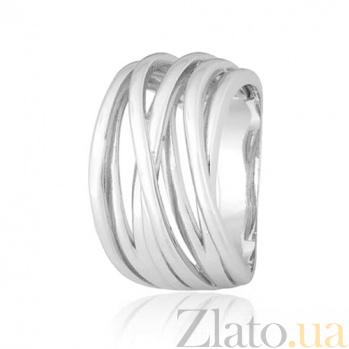 Серебряное кольцо Мейфен 000028005