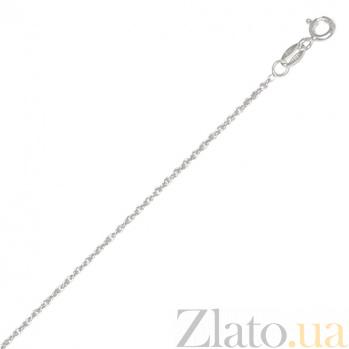 Серебряная цепь Бароло, 45 см 000027446