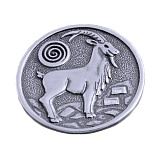Серебряная монета Счастливый пятак