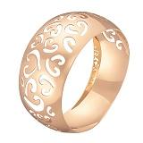 Кольцо в желтом золоте Тысяча и одна ночь