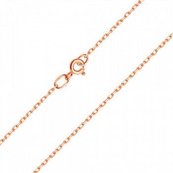 Золотий ланцюг класичного якірного плетіння, 1,5 мм 000079989