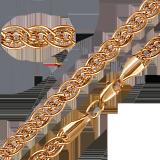 Золотой браслет Ямайка