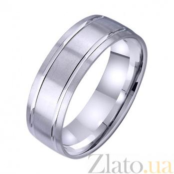 Золотое обручальное кольцо Пора любви TRF--4211723