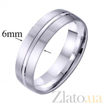 Золотое обручальное кольцо Аристократичность TRF--4211718