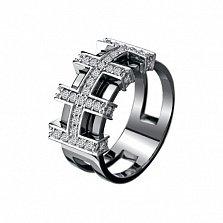 Мужское кольцо из золота с бриллиантами Аполлон