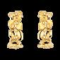 Серьги в желтом золоте Hortensia E-Ch/Hor-E-little