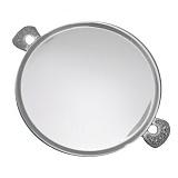 Серебряная тарелка Деликатес