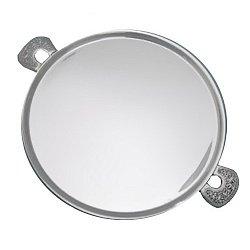 Серебряная тарелка Деликатес 000043572